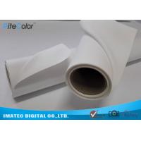Best Ultra Premium Polyester Water Resistant Inkjet Canvas Instant Dry Soft Matte Surface wholesale