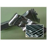 Best Stainless Steel Bar Grating Clips , End Plate Welding Bar Grating Fasteners wholesale