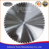 "Best 36"" Diamond Wall Saw Blades for Heavy Reinforced Concrete / Bridge Deck Cutting wholesale"