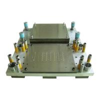 Best Blank Pierce Stamping Mould Die Sodick EDM For FPBC wholesale