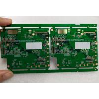 """Best IPC Class 2 Multilayer PCB Board 1.0mm Board Thickness With ENIG 1u"""" Surface wholesale"""