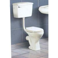 Best bathroom ceramic eco washdown two-piece water closet doubel flushing toilet wholesale