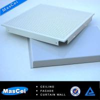 Best Perforated Aluminum Ceiling Tiles 600*600mm wholesale