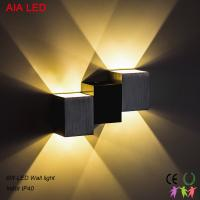 Best L60xW75x180mm 4W indoor modern LED wall light for corridor and for bedroom wholesale