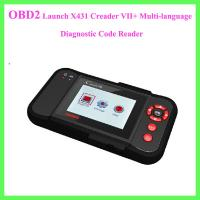 China Launch X431 Creader VII+ Multi-language Diagnostic Code Reader on sale