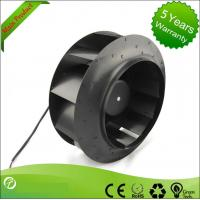 Cheap Low Noise Brushless Motor EC Centrifugal Fans With Speed Control 250mm for sale