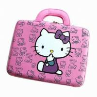 Best Hello kitty Case,Notebook case with cartoon design , Portable and shake-proof wholesale