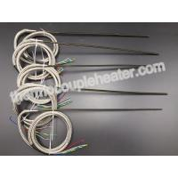 Buy cheap 4.2x2.2mm Straight Hot Runner Coil Heaters With J Type Thermocouple from wholesalers