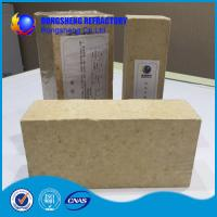 Best Silicon Mullite Kiln Refractory Bricks for Cooling Zone , Compact and Good Wear Resistance wholesale