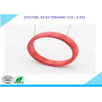 Best Round Red Multilayer Air-Core Coil / Inductance Calculator Coil Diameter 0.3mm wholesale