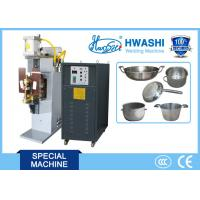 Best Standard Metal Products Capacitive Spot Welding Machine , Single Side Spot Weler wholesale