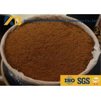Best 60% Protein Cattle Feed Additives / Animal Feed Supplement Brown Powder wholesale