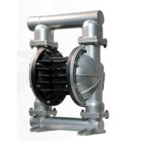 Best Dual Mechanical Stainless Steel Diaphragm Pump , Diaphragm Air Pumps wholesale