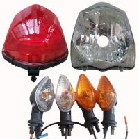 Best Titan 150 Motorcycle Led Running Lights , Motorcycle Led Turn Signals For Brazil Motorbike wholesale