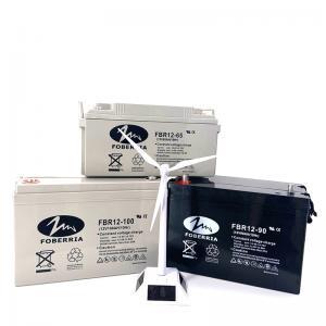 Best F13 12v 90ah 100ah Lead Acid Gel Battery Maintenance Free For Communication System wholesale