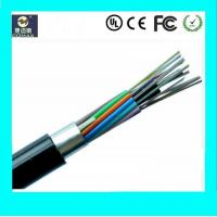 Armored singlemode fiber optic cable outdoor 6core fiber optic price GYTA