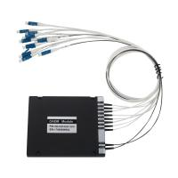 Best High Stability DWDM Device OADM 1x4 Channel Low Insertion Loss Wide Pass Band wholesale