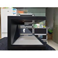 Best HD 1080P 32 Inch 3D Advertising Holographic Pyramid Diy For Watches, Toys Display wholesale