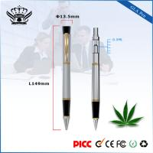 Best Business Cbd Pen , Electronic Cigarette Oil Vaporizer Pen 4.2 Voltage wholesale