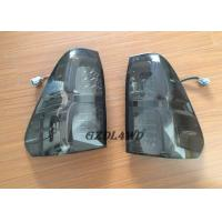 Best 4x4 LED Smoked Black Tail Lights For Toyota Hilux Revo Pickup 2015 2016 wholesale