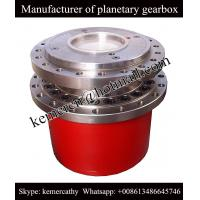 Best high quality rexroth planetary gearbox track drive gearbox GFT60T3 for undercarriage application wholesale
