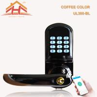 Best Smart Bluetooth Electronic Keypad Door Lock Password Control For Home Security wholesale