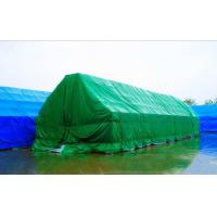 China Long Time Water Resistant PVC Truck Cover Customized With Multipurpose on sale