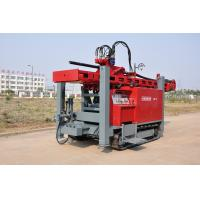 Best Safety Self - propelled Crawler Mounted Water Well Drilling Rig 400m 2-5 inch wholesale