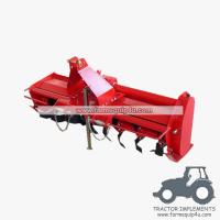 Best TL135 Farm equipment tractor 3point Rotary Tillers wholesale