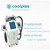 ice sculpting body fat cool scupting cryolipolysis fat freezing sincoheren non surgical  liposuction slimming