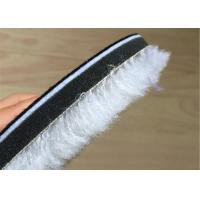 Best 3-10 Inches Durable Wool Polishing Pad Single / Double Sides With Customized Shape wholesale
