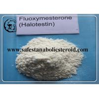 Best Cutting Cycle Steroids Pharmaceuticals API Fluoxymesterone Halotestin Powder CAS 76-43-7 wholesale