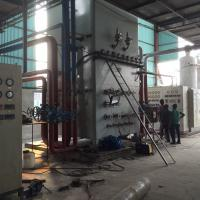 Cheap 150m3/h Oxygen Plant Professional Skid Mounted 99.6% Air Separation Plant With LOX Pump for sale
