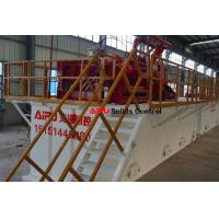 Cheap Reliable drilling mud recycling system for horizontal directional drilling at Aipu solids control for sale