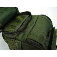 China Nylon 600D tactical woodland camo shoulder bags on sale
