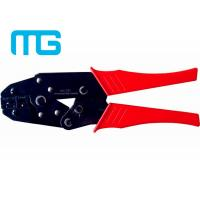 Best 22 - 10 AWG Wire Terminal Crimper , MG - 03C Carbon Steel Electrical Terminal Crimping Tool wholesale