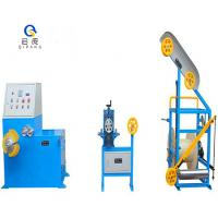 Best Aluminum Alloy Automatic Cable Coiling Machine Uniform Winding For 0.5 - 6mm Cable wholesale