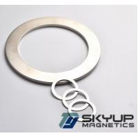 Buy cheap Ring NdFeB  magnets used in Electronics.motors ,generators.produced by professional magnets factory from wholesalers