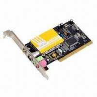 Best PCI TV Tuner Card with Composite Input, Philips 7130 Chipset for PAL/NTSC, Encode MPEG-1/2 for Vista wholesale
