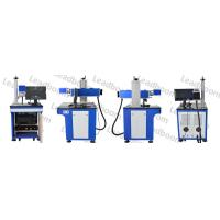 China 100W Synrad  Co2 Laser Marking Machine Paser Box Button Wood Farbic Co2 Glass Tube on sale