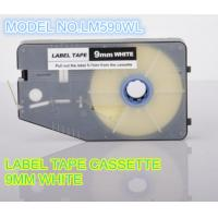 Best 9mm white label printer tape , aerospace cable ID tape cassette wholesale