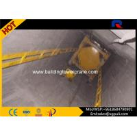 Quality Jib Length 35M Building Tower Crane Capacity 3T Loading Mast Section 1.5*1.5*2.2m wholesale