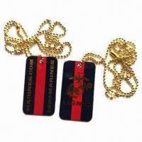 Best Dog Tags, Made of Iron wholesale
