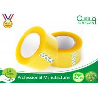 72mm Width Strong Stickiness Bopp Packing Tape Environmental Protection ISO