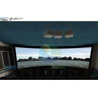 Best Special Effect 4D Cinema System With Motion Chair , Flat / Arc/ Circular / Globular Screen wholesale