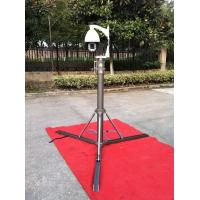 Best 3m Small Pneumatic Telescopic Mast Lightweight , Telescopic CCTV Mast wholesale