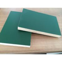 Buy cheap film face plywood,plastic PP face plywood,roll film face plywood,square film from wholesalers