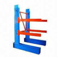 Best Welded Cantilever Rack, Adjustable Arm Position, Single or Double Sided Units wholesale