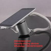 Best COMER independent secure mobile phone display stand with alarm and charging function wholesale