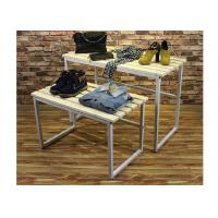 Best Multi - Funcutional Nesting Display Tables Mobile Space Saving For Shopping Mall wholesale